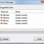 Cache Manager Start