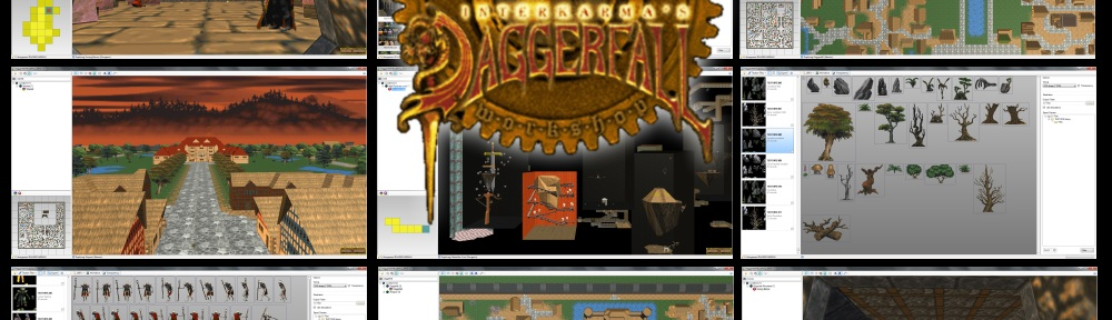 Daggerfall Workshop