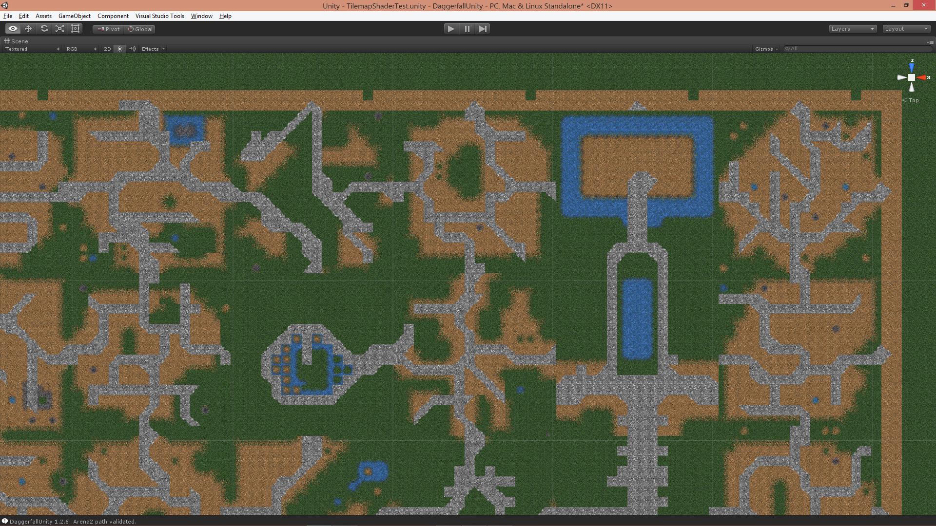 Improved Terrain Tiling – Daggerfall Workshop