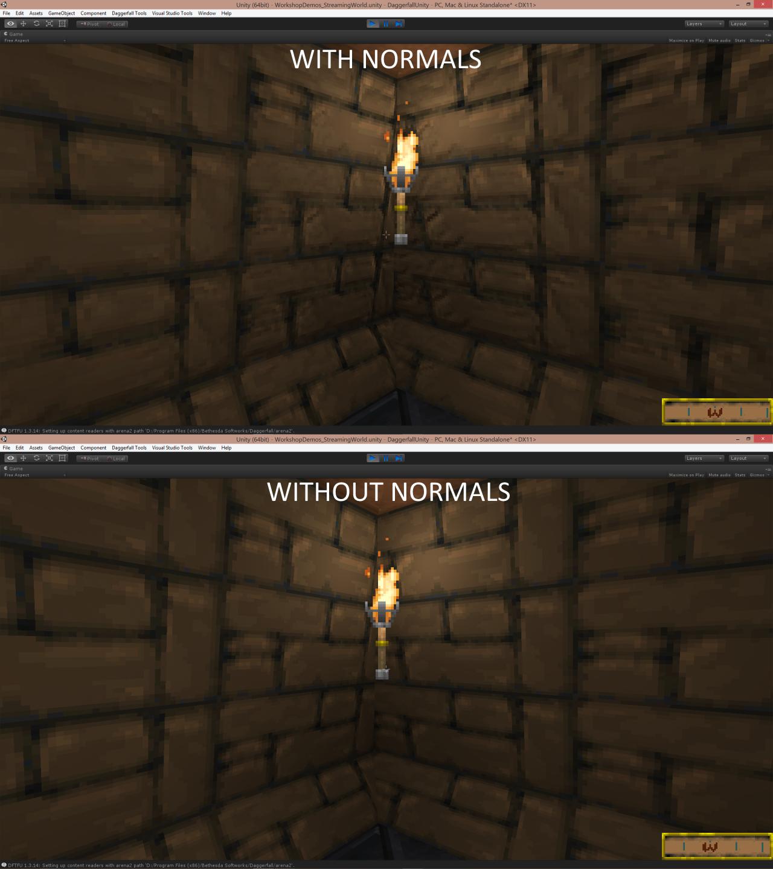 Generating Normals – Daggerfall Workshop