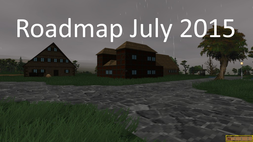 Roadmap July 2015