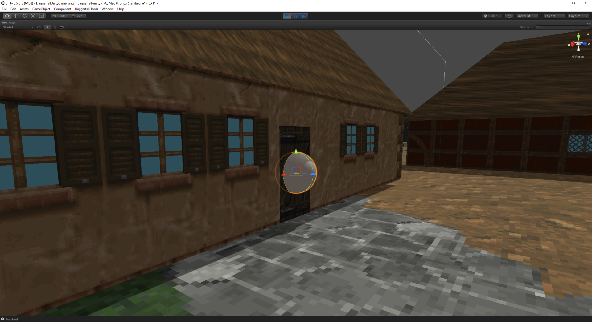 Quest Buildings And PcAt Condition – Daggerfall Workshop