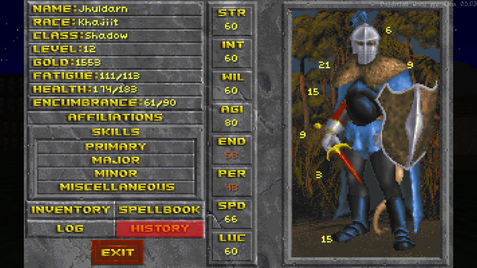 Elder Scrolls II: Daggerfall Windows game - Mod DB