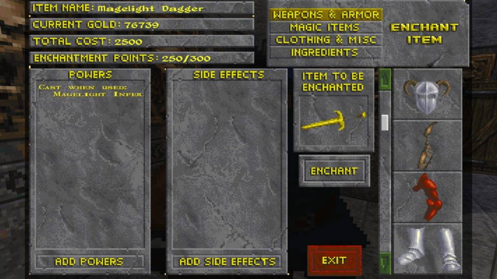 Daggerfall Unity – Daggerfall Workshop