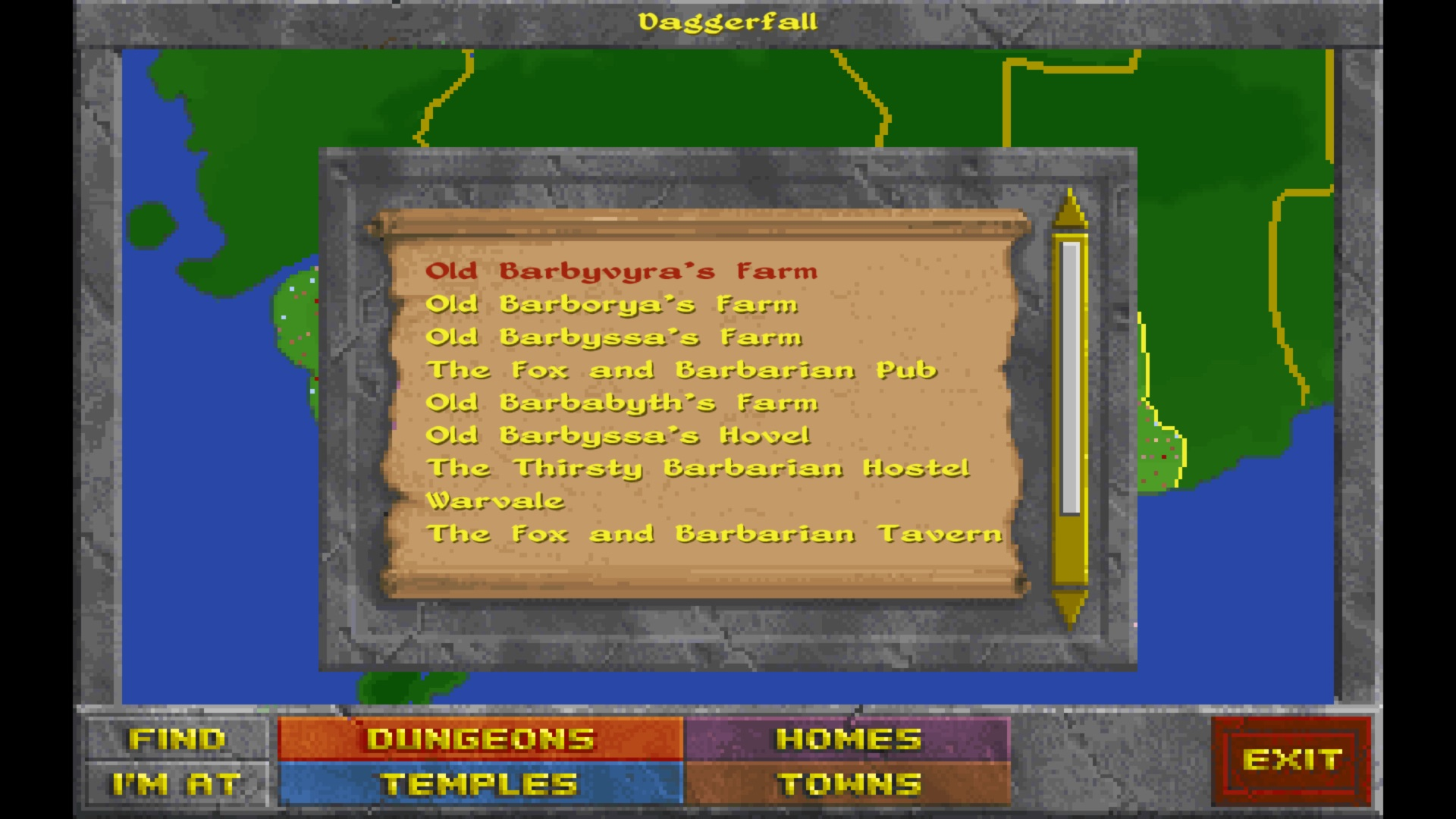 Daggerfall Workshop – Remastering Daggerfall